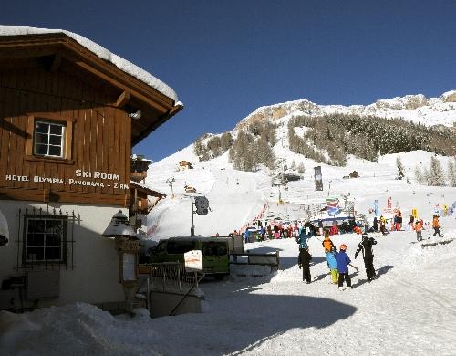 Servizio Ski room Sellaronda